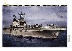 Uss Iwo Jima Lph2 Carry-all Pouch