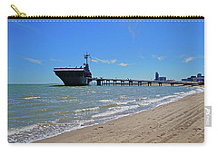 Uss Lexington Carry-all Pouch