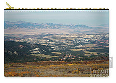 Utah A Patchwork Carry-all Pouch