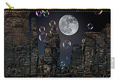 Utah Bubble Moon Carry-all Pouch