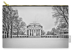 Uva Rotunda Winter 2016 Carry-all Pouch by Kevin Blackburn