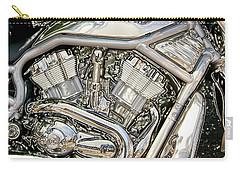 V-rod Titanium Carry-all Pouch