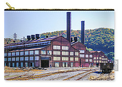 Vacant Steel Mill - Johnstown Pa Carry-all Pouch