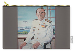 Vadm Robert Claude Simpson-anderson Carry-all Pouch