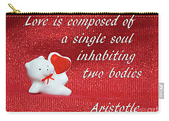 Valentine By Aristotle Carry-all Pouch