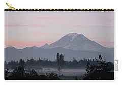 Valley Mists Carry-all Pouch by Shirley Heyn
