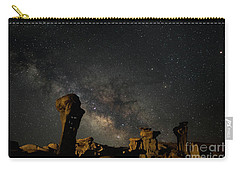 Carry-all Pouch featuring the photograph Valley Of Dreams by Keith Kapple