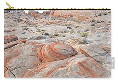 Valley Of Fire Beehives Carry-all Pouch