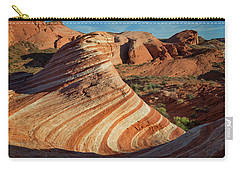 Valley Of Fire Xiv Carry-all Pouch