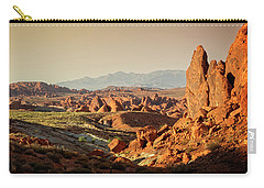 Valley Of Fire Xxiii Carry-all Pouch