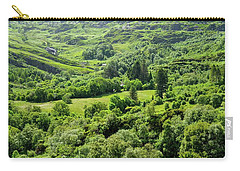 Valley Of Green Carry-all Pouch