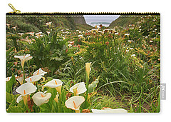 Valley Of The Lilies Carry-all Pouch