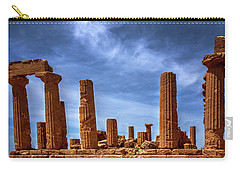 Valley Of The Temples IIi Carry-all Pouch by Patrick Boening