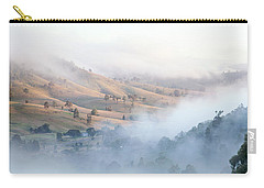 Carry-all Pouch featuring the photograph Valley Of Whispers by Az Jackson