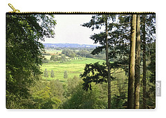 Valley View Carry-all Pouch by Anne Kotan