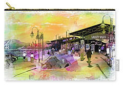 Valley Wells California Carry-all Pouch