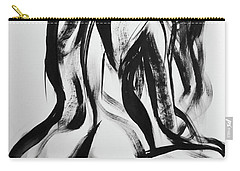 Valleys And Hills Carry-all Pouch