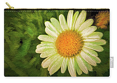 Van Gogh Daisey Carry-all Pouch