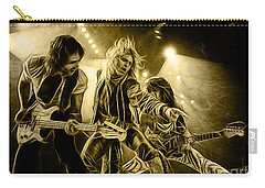 Van Halen Collection Carry-all Pouch by Marvin Blaine