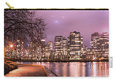 Carry-all Pouch featuring the photograph Vancouver, Canada by Juli Scalzi