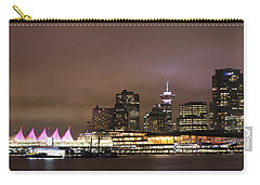 Vancouver Canada Place Carry-all Pouch