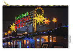 Vancouver Christmas Market  Carry-all Pouch