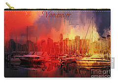 Vancouver Carry-all Pouch by Eva Lechner