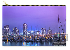 Carry-all Pouch featuring the photograph Vancouver by Juli Scalzi