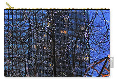 Vancouver - Magic Of Light And Water No 1 Carry-all Pouch by Ben and Raisa Gertsberg