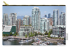 Vancouver's West End Carry-all Pouch