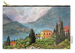 Varenna Italy Carry-all Pouch