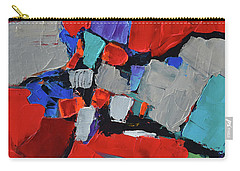 Variation Carry-all Pouch by Elise Palmigiani