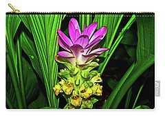 Variegated Hidden Ginger 001 Carry-all Pouch