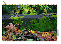 Varigated Fall Carry-all Pouch by Marie Neder