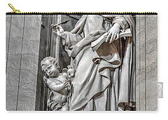 Vatican Statue Carry-all Pouch