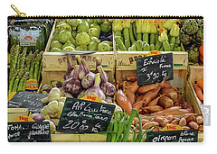 Veg At Marche Provencal Carry-all Pouch