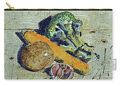 Veg On The Chopping Block Carry-all Pouch