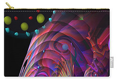 Vegas Dreams Carry-all Pouch by Kevin Caudill