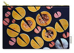 Vegetable Patterns Carry-all Pouch