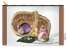 Veggie Basket Carry-all Pouch