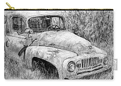 Vehicle Study No 1 Carry-all Pouch