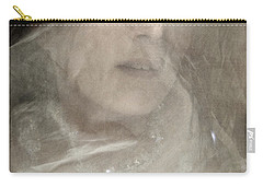 Veiled Princess Carry-all Pouch