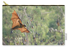 Veins In The Wings Carry-all Pouch