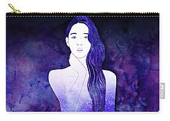 Velvet Echo Carry-all Pouch