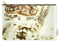 Venetian Crystal Style Carry-all Pouch
