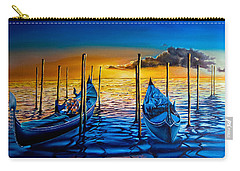 Venetian Lights 7 Carry-all Pouch