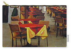 Venetian Tables Carry-all Pouch