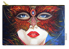 Venetian Tigress Carry-all Pouch