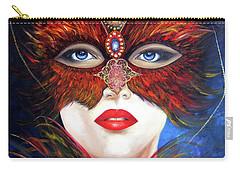 Venetian Tigress Carry-all Pouch
