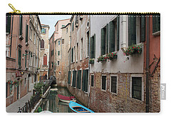 Venetian View II Carry-all Pouch by Yuri Santin